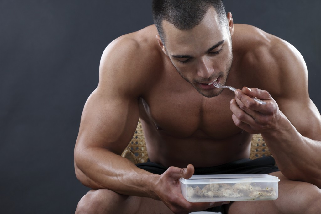 Paleo Vegetarian Athlete Eating
