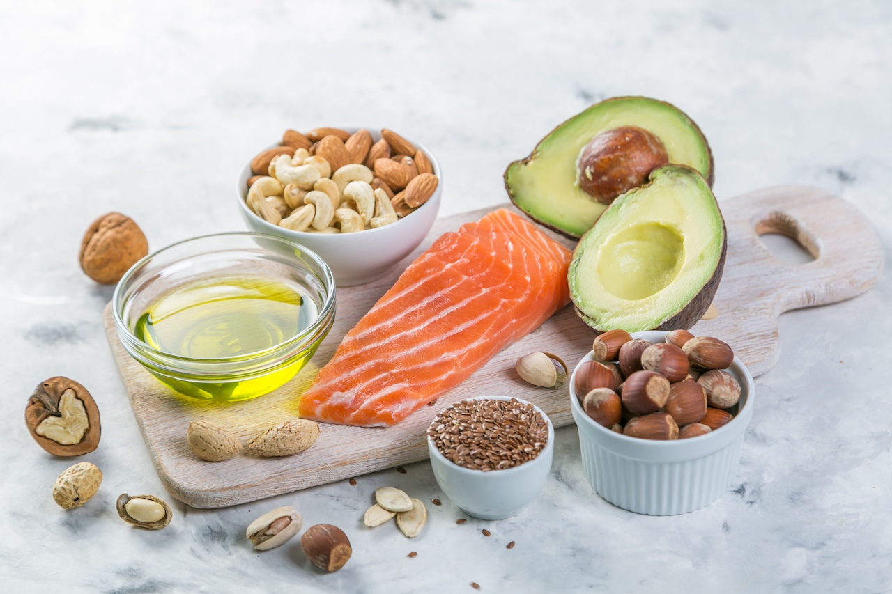 Healthy Fats in Ketogenic Pescatarian Diet